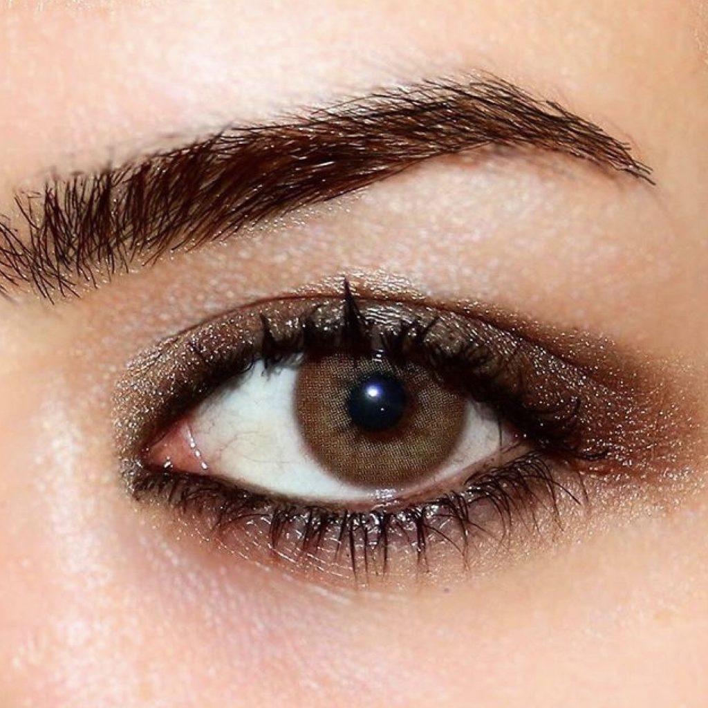 Grey Contact Lenses Natural Eye Colour Lens  Coloured