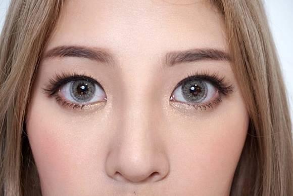 Jet Iame Gray Colored Eye Lenses Bbbeautycontact
